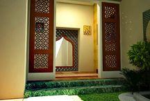 musholla in home