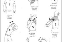 Ejercicios corporal