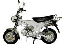 moto dax