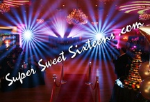 Event and Party Lighting / We provide beautiful event lighting at our Sweet 16 parties. We have the nicest lighting available and transform the room of your choice into a nightclub for your Sweet 16. Check out more of our event and Sweet 16 lighting here...