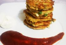 Fritters / Delicious Fritters, Fritters Recipes.
