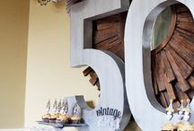 50th Birthday Party / If You're Fifty, Flaunt It! Great 50th Birthday Ideas! / by RhinestoneSash.com