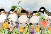 Искусство Птицы