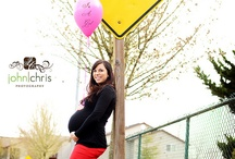 Kelly's Baby Bump Pic Ideas / by Haley Lewis-Whitson