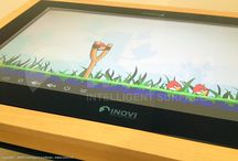 Multitouch Tables