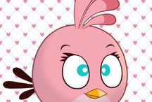 Stella Angry birds