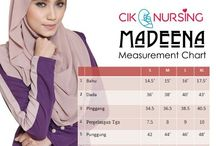Nourulle Madeena XL / Nursing Wear