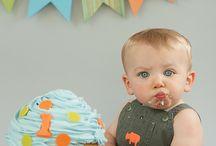Caeden's First Birthday / by Jennifer Coram
