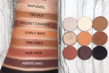Dreamy Make Up Swatches