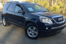 2008 GMC Acadia SLE-1 SUV For Sale in Durham NC at The Auto Finders