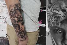 Tattoo / Tattoo by Dimitris Neme