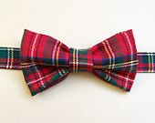 Holiday Bow Ties / Be dapper and dazzle this holiday season with a piece from our holiday collection!