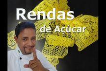 RENDA DE AÇÚCAR