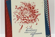 Cards--SU--Blooming with Kindness / by Patricia Panzica