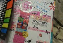 Diary/journal/bible Journaling