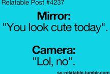 Random LOL's  / by Cheyenne Sookoo