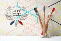 Brosses à dents en bambou / Consommer autrement