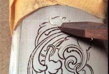 Metal Hand Engraving
