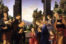 Nativity shepards