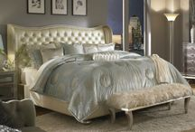 Bedroom Sanctuary / Make your bedroom a sanctuary, a safe, serene space devoid of chaos. The bedroom should be the most luxurious and personal space in every home - a soothing space that is conducive to relaxation and indulgent comfort and peace.
