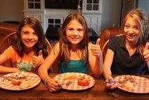 Pinterest Recipes We Love / by Christa Evernham