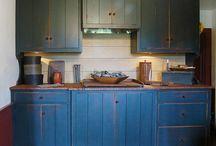 Mom's kitchen / Honey bee decor / by Tonya Cowen