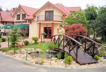 Hotel i restauracja Borowik