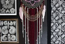 Makramee Dream Catcher