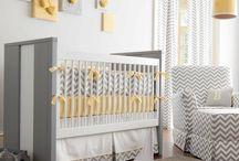 Nursery / Baby's New Crib
