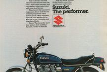 Suzuki motocycles
