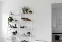 Interiors- Shelving systems