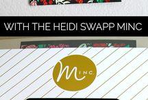 Minc - Heidi Swapp