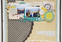 Scrapbook inspiration / Scrapbooking. / by joto