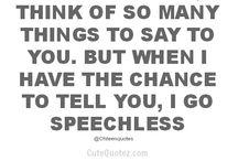*Quotes:)