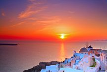 Santorini Island that intrigue me to paint.... one day... ha ha ha