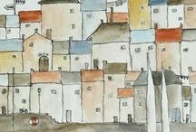 Maalauksia - Paintings