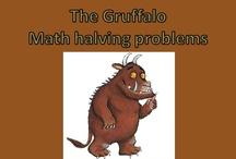 Maths- halving