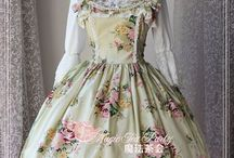 Want for Lolita fashion.