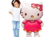Hello Kitty Party Supplies / The Hello Kitty Party range is an ideal party theme for a girl's Birthday. See our exciting range of Hello Kitty  tableware, Hello Kitty party decorations, Hello Kitty Gifts, Party bags, Hello Kitty Fancy Dress Costumes and so much more