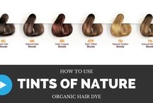 Tints of Nature Organic Hair Dye / You ever wonder if you can colour your hair without damaging it?  Worry not and learn how Tints of Nature Organic Hair Dye can help.