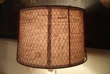 Lampshades for inspiration / Inspirational Lampshades