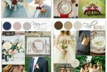 wedding moodboards