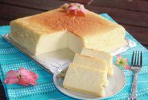 Cheese cake Japanese