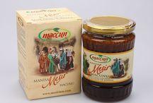 Jar of mesir paste from Turkey,natural aphrodisiac,herbal remedy,