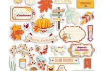 ► SCRAP - Graine de potiron ◄ / Découvrez la belle collection scrap de Docratfs Graine de Potiron ! #scrapbooking #wood #bois #feuillesmortes #citrouille #potiron #automne #creavea  http://www.creavea.com/graines-de-potiron_boutique-loisirs-creatifs_40095.html