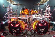 drumstel / intresse