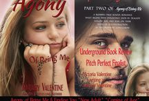 Finding You Underground Book Review Pitch Perfect Finalist!