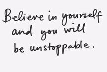 Self-love, self-care and confidence