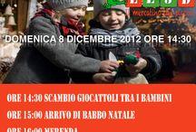 Mercatino di Natale per Bambini / Scambia i b tuoi giocattoli con altri bambini