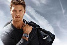 Horloges voor mannen (en mannen voor vrouwen) / De mooiste Horloges (en mannen)
